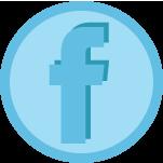 facebook [blue]